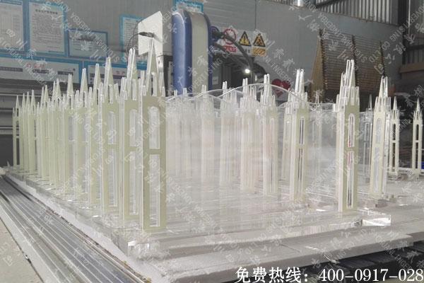 亚克力磁吸水晶夹板制作